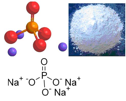Формула фосфата натрия в химии фосфат