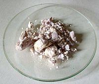 Сульфат железа (III). Внешний вид и гидролиз