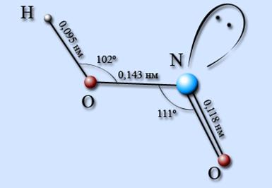 hno2 степень окисления азота и др элементов