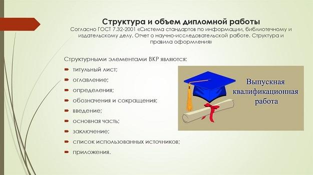 Сколько страниц дипломная работа бакалавра 6567